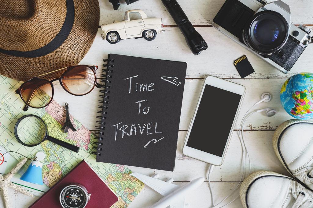 organize a trip