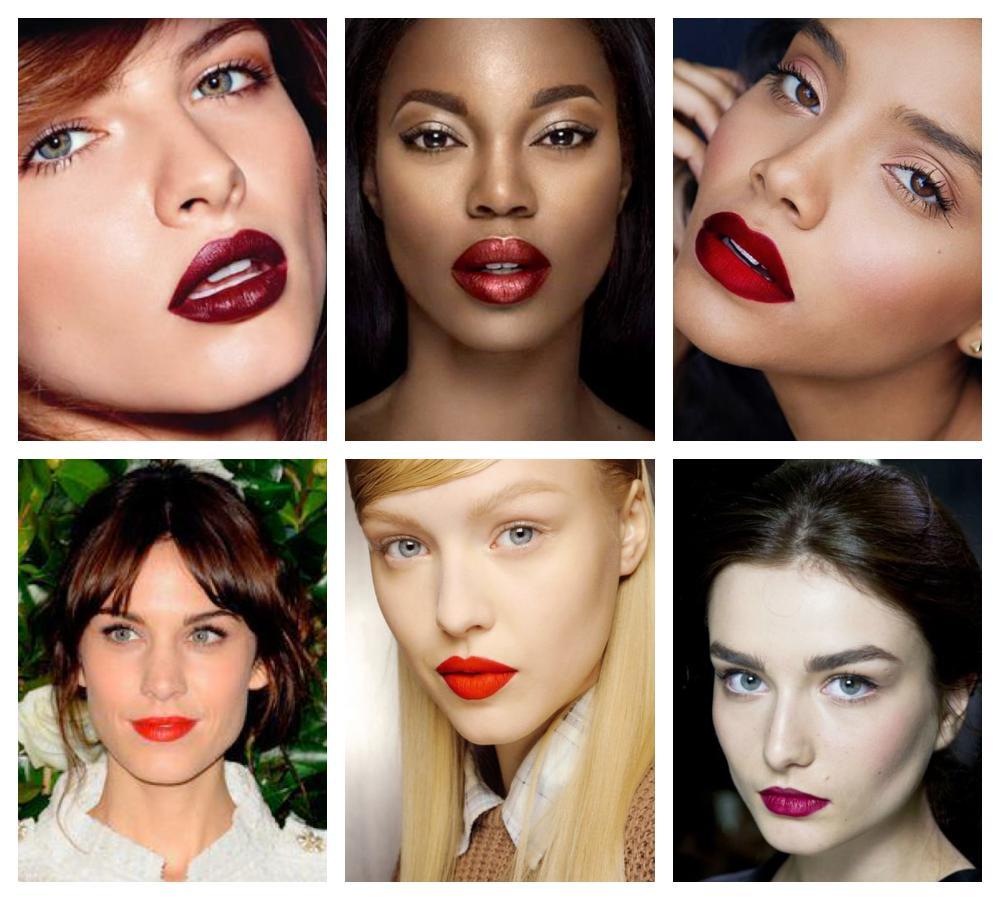 Mac Red Lipsticks