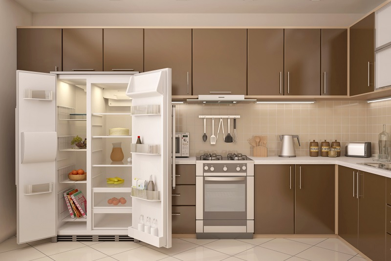 Choosing a fridge