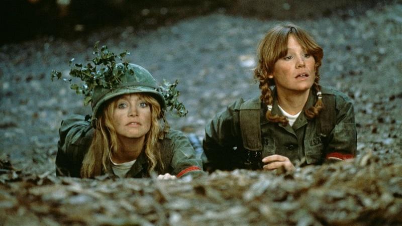 Goldie Hawn Movies